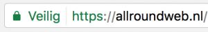 SSL beveiliging